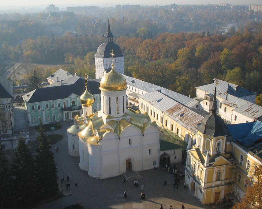 Экскурсия по золотому кольцу россии